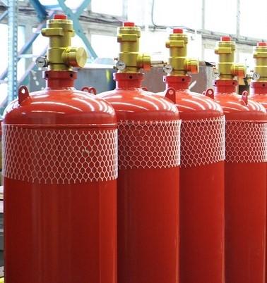 Газовые огнетушащие вещества ГОТВ